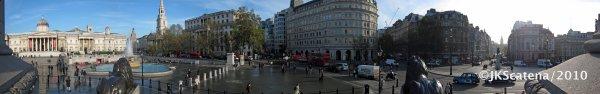 London: Trafalgar Square Panorama